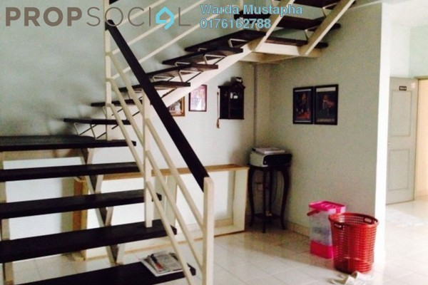 For Sale Townhouse at Andari Townvilla, Selayang Heights Leasehold Semi Furnished 5R/3B 490k