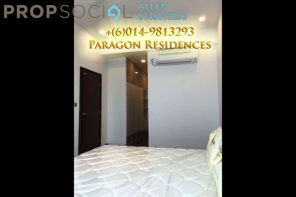 For Rent Condominium at Paragon Residences @ Straits View, Johor Bahru Freehold Fully Furnished 3R/2B 3.8k