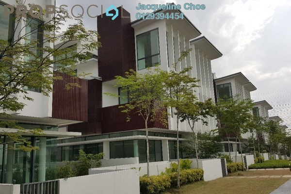 For Sale Semi-Detached at The Airie, Bandar Sri Damansara Freehold Semi Furnished 6R/6B 2.8m