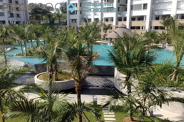 For Sale Villa at Ara Hill, Ara Damansara Freehold Semi Furnished 3R/4B 1.65m