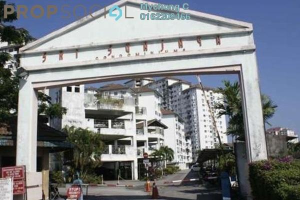 For Rent Condominium at Sri Suajaya, Sentul Freehold Semi Furnished 3R/2B 1.3k