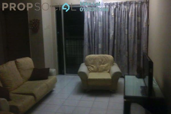 For Sale Condominium at Green Acre Park, Bandar Sungai Long Freehold Fully Furnished 3R/2B 390k