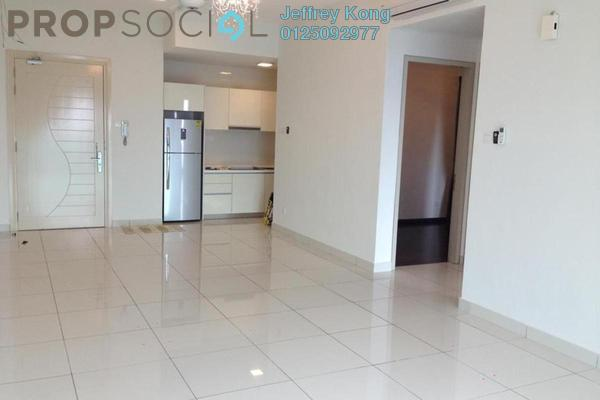 For Rent Serviced Residence at Glomac Damansara, TTDI Freehold Semi Furnished 2R/2B 2.3k