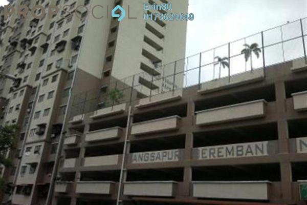 For Sale Apartment at Kampung Berembang, Ampang Hilir Leasehold Unfurnished 3R/2B 240k