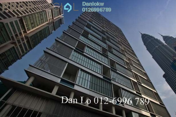 For Sale Condominium at One KL, KLCC Freehold Semi Furnished 5R/5B 4.93m