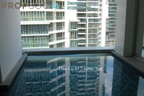 For Rent Condominium at One KL, KLCC Freehold Fully Furnished 5R/5B 15k
