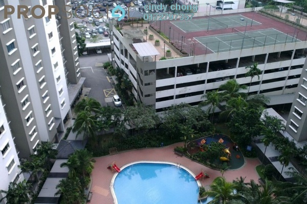 For Rent Condominium at Puncak Damansara, Bandar Utama Leasehold Fully Furnished 3R/2B 2k