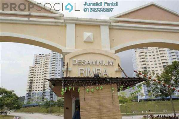 For Rent Condominium at Desaminium Rimba, Bandar Putra Permai Leasehold Unfurnished 5R/2B 1k