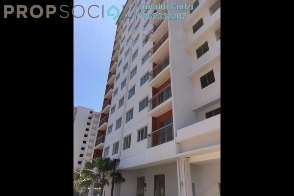 For Rent Apartment at Suria Permai, Bandar Putra Permai Leasehold Unfurnished 3R/2B 1k