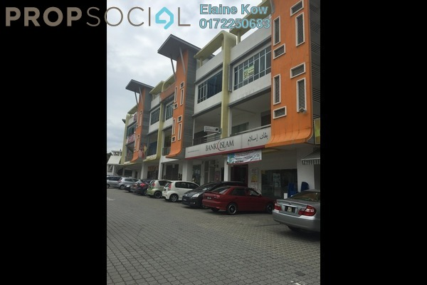 For Sale Shop at The Zest, Bandar Kinrara Freehold Semi Furnished 0R/4B 3.1m