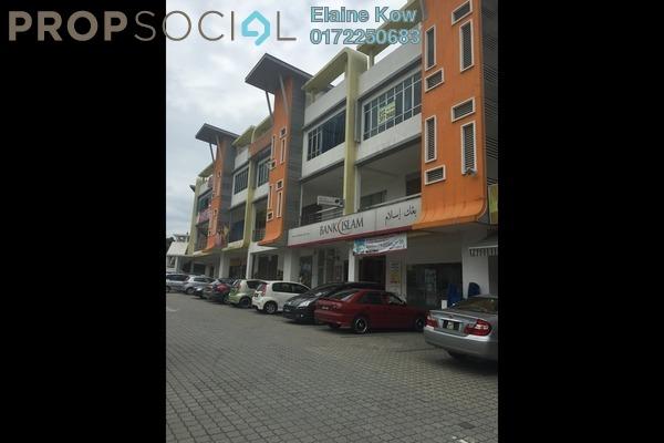 For Sale Shop at The Zest, Bandar Kinrara Freehold Semi Furnished 0R/4B 3.1m