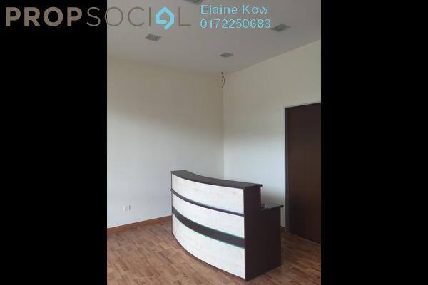 For Rent Office at The Zest, Bandar Kinrara Freehold Semi Furnished 0R/2B 3.6k