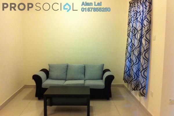 For Rent Serviced Residence at The Domain, Cyberjaya Freehold Fully Furnished 1R/2B 1.4k