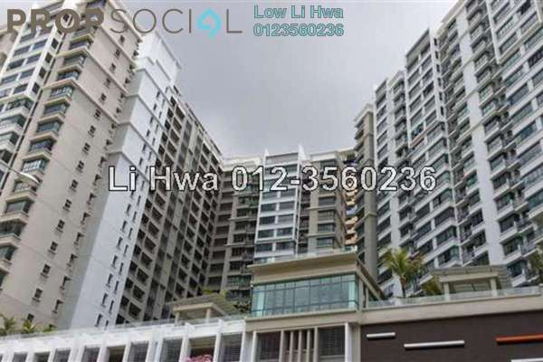 For Rent Condominium at Covillea, Bukit Jalil Freehold Unfurnished 3R/3B 2.5k