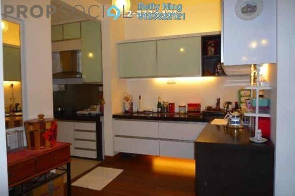 For Sale Condominium at Ken Damansara II, Petaling Jaya Freehold Semi Furnished 4R/2B 930k