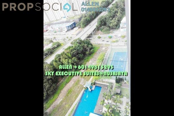 For Rent Condominium at Bukit Indah, Iskandar Puteri (Nusajaya) Freehold Fully Furnished 1R/1B 2k