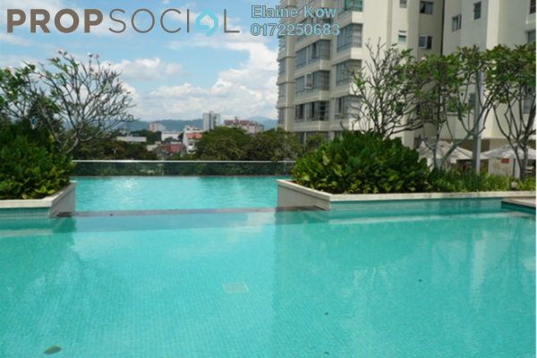 For Sale Condominium at The Tamarind, Sentul Freehold Semi Furnished 3R/2B 700.0千