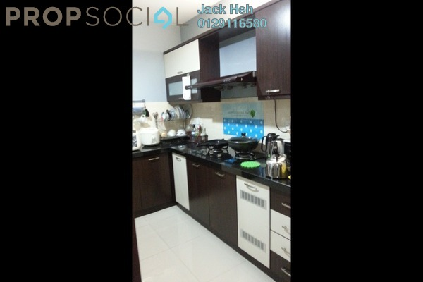 For Sale Condominium at Palm Spring, Kota Damansara Leasehold Semi Furnished 3R/2B 480k