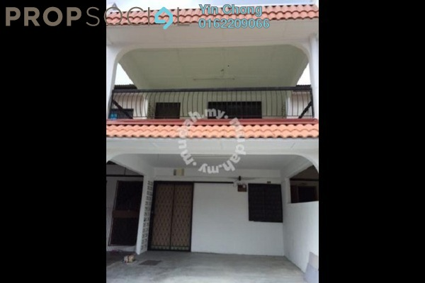 For Rent Terrace at Taman Seri Cheras Jaya, Cheras South Leasehold Unfurnished 3R/2B 1k
