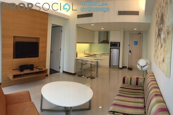 For Rent Condominium at Fraser Place, KLCC Freehold Fully Furnished 1R/1B 4.5k