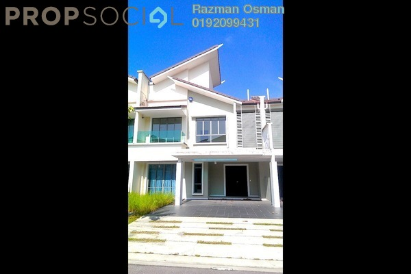 For Sale Terrace at East Ledang, Iskandar Puteri (Nusajaya) Freehold Unfurnished 5R/6B 1.27m