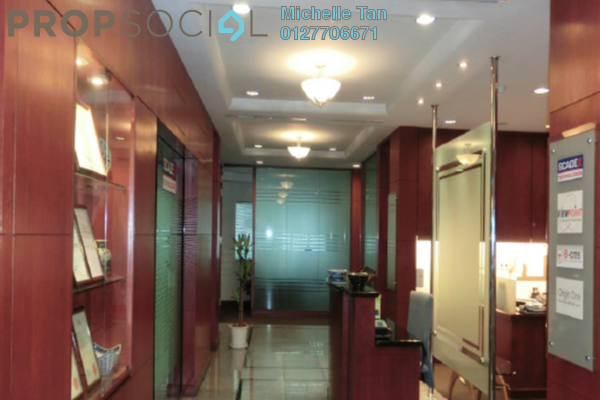 For Rent Office at Wisma UOA I, KLCC Freehold Fully Furnished 0R/0B 13k
