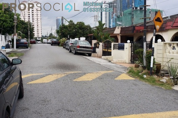 For Sale Terrace at Section 14, Petaling Jaya Leasehold Unfurnished 3R/1B 550k