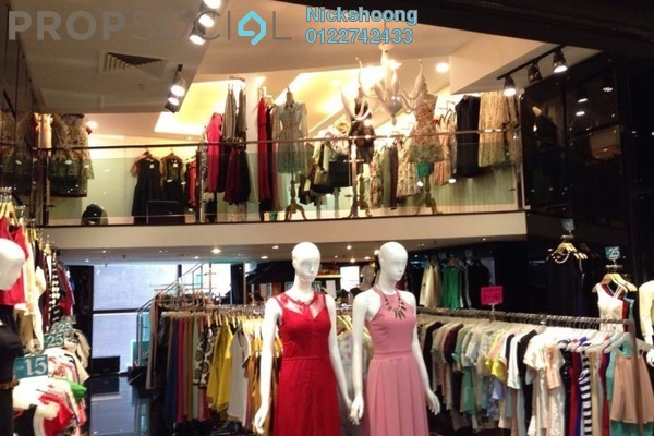 For Sale Shop at Berjaya Times Square, Bukit Bintang Freehold Semi Furnished 0R/0B 5.1m
