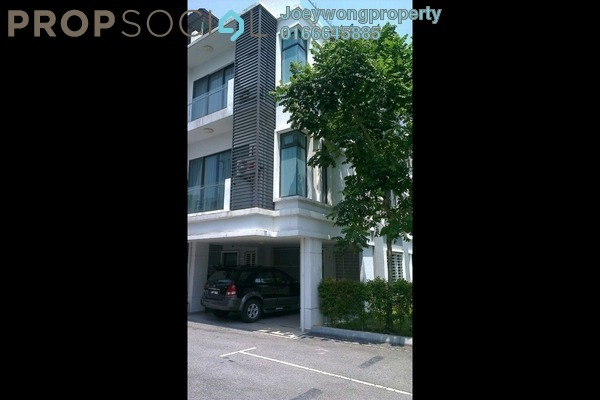 For Rent Terrace at D'Residency, Bandar Utama Leasehold Semi Furnished 5R/4B 3.4k