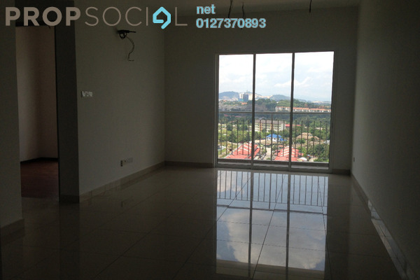 For Rent Condominium at 7 Tree Seven Residence, Bandar Sungai Long Freehold Unfurnished 3R/2B 1.8k