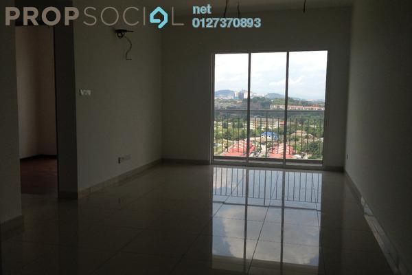 For Rent Condominium at 7 Tree Seven Residence, Bandar Sungai Long Freehold Unfurnished 3R/2B 1.8k