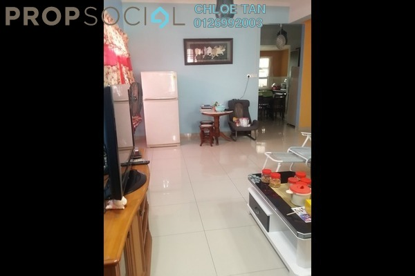 For Sale Terrace at Damai Residence, Ampang Hilir Freehold Semi Furnished 4R/4B 998k