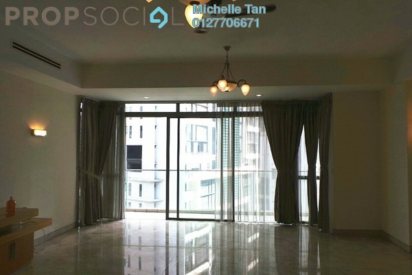 For Rent Condominium at Stonor Park, KLCC Freehold Semi Furnished 4R/5B 10k