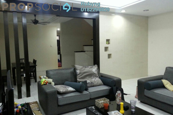 For Sale Link at Bandar Bukit Tinggi 2, Klang Freehold Semi Furnished 4R/4B 725k