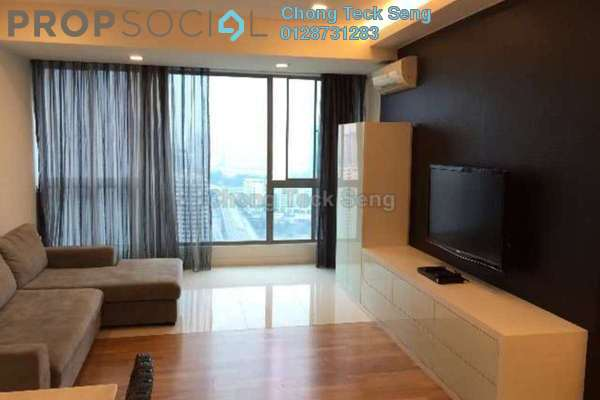 For Rent Condominium at Gateway Kiaramas, Mont Kiara Freehold Fully Furnished 1R/1B 3k