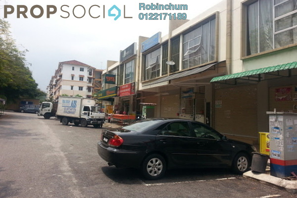 For Sale Shop at Taman Perkasa, Hulu Langat Freehold Unfurnished 0R/2B 580k