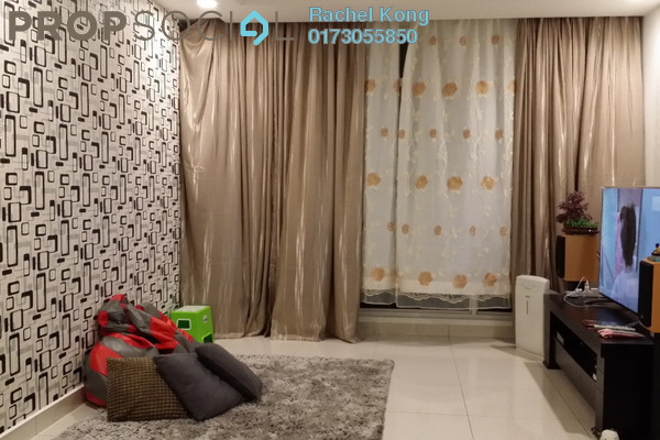 For Rent SoHo/Studio at Central SOHO @ Central Residence, Sungai Besi Freehold Semi Furnished 2R/2B 1.5k