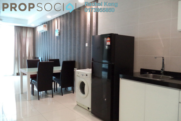 For Rent SoHo/Studio at Central SOHO @ Central Residence, Sungai Besi Freehold Fully Furnished 2R/1B 1.9k