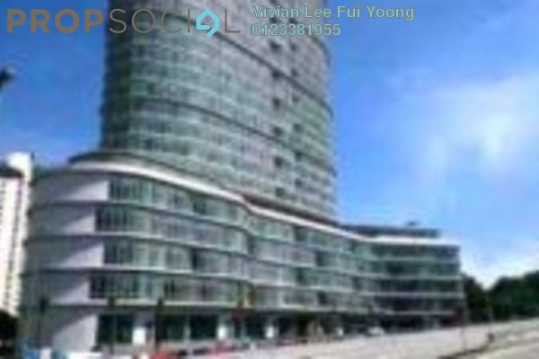 For Sale Office at Oval Tower, TTDI Freehold Unfurnished 0R/0B 1.02m