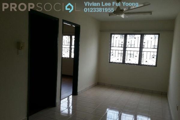 For Rent Condominium at Flora Damansara, Damansara Perdana Leasehold Semi Furnished 3R/2B 780translationmissing:en.pricing.unit