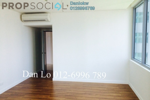 For Rent Office at Summer Suites, KLCC Leasehold Semi Furnished 2R/2B 4k
