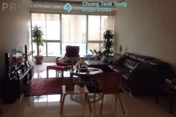 For Rent Condominium at Gateway Kiaramas, Mont Kiara Freehold Semi Furnished 3R/2B 4.8k