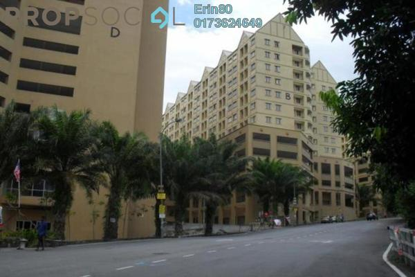 For Sale Apartment at Spring Ville, Ukay Leasehold Unfurnished 3R/2B 255k