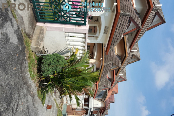 For Rent Terrace at BK4, Bandar Kinrara Freehold Semi Furnished 4R/3B 1.6k