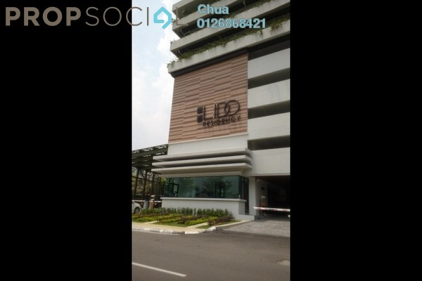 For Rent Condominium at Lido Residency, Bandar Sri Permaisuri Leasehold Semi Furnished 3R/2B 2k