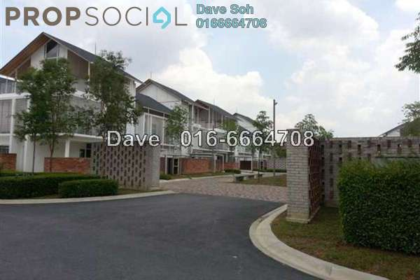 For Sale Semi-Detached at Seri Pilmoor, Ara Damansara Freehold Semi Furnished 4R/6B 3.6m