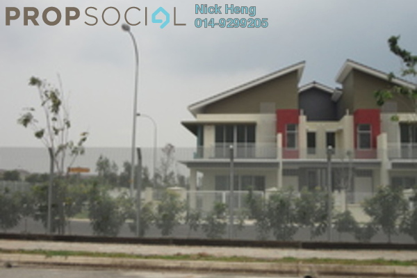 For Sale Semi-Detached at Bandar Parklands, Klang Leasehold  5R/5B 1.23m