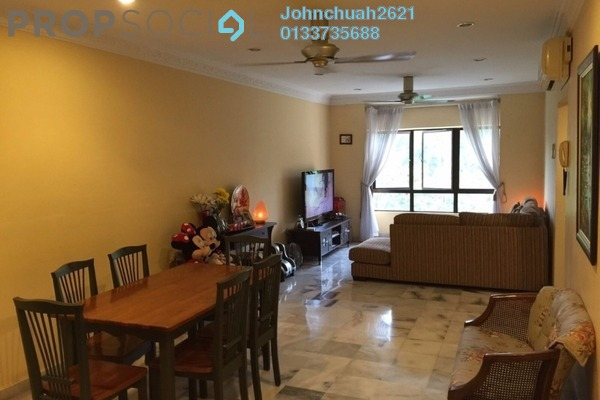 For Sale Condominium at Sunway Sutera, Sunway Damansara Leasehold Semi Furnished 3R/2B 670k