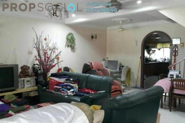 For Sale Terrace at Taman Sentosa, Kajang Freehold Semi Furnished 4R/3B 365k