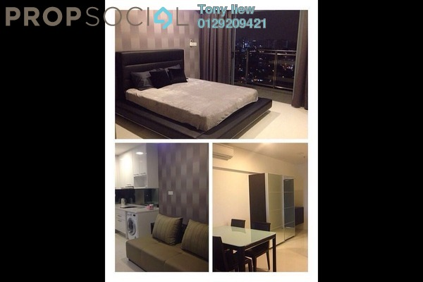For Rent Condominium at Summer Suites, KLCC Leasehold Unfurnished 1R/1B 2.5k